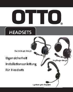 manuals rh otto comm com Headset Microphone Jack Wiring Headset with Mic Wiring
